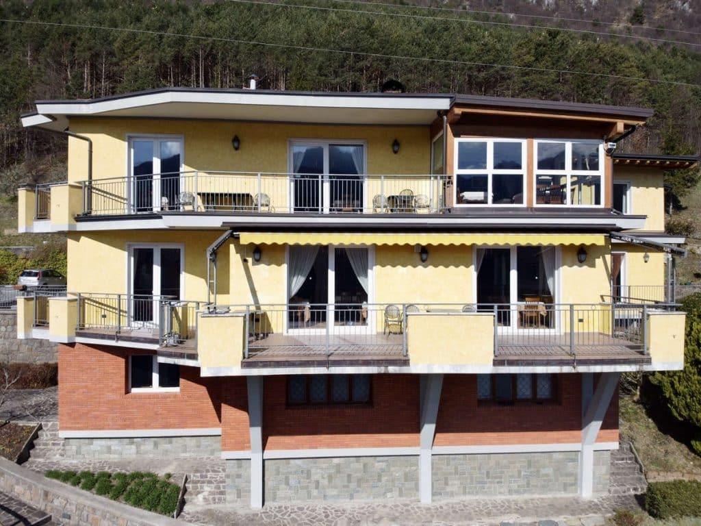 Contatta il ristorante Villa la Pausa a Ponte Caffaro (Bagolino)